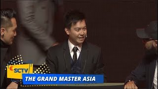 Download Video GREGET! DEMIAN dan ERIC JONES Menantang MING DA di Panggung Grand Master Asia MP3 3GP MP4