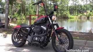 1. Used 2011 Harley Davidson 1200 Sportster Nightster Motorcycles for sale