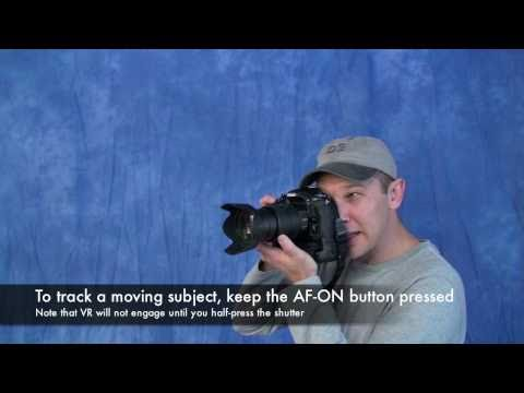 af - Photographer Jason P. Odell demonstrates how to set up Nikon DSLR cameras to use the AF-ON button technique for autofocusing. To read about this technique, v...