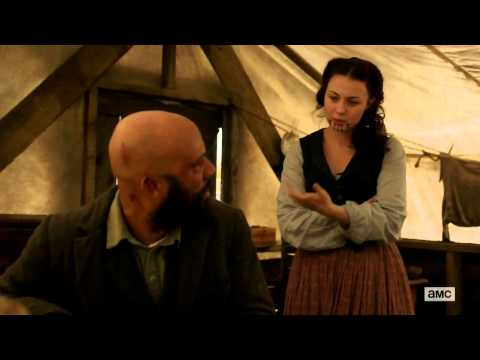 Eva and Louise (Hell On Wheels) Part 3