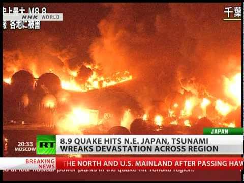 Radiation level rising at Fukushima nuclear plant in quake-hit Japan