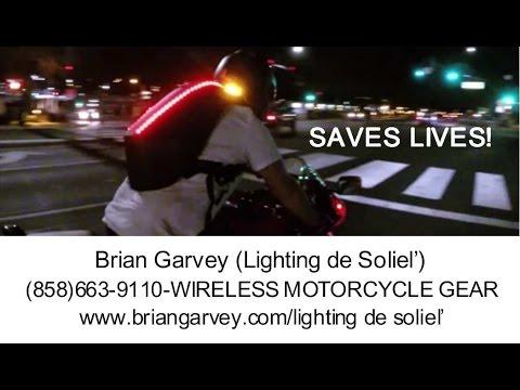 VATA7 - Wireless Illuminated Motorcycle Gear (TM)