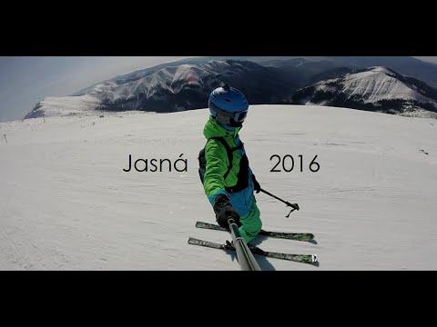 Aprílová lyžovačka v Jasnej