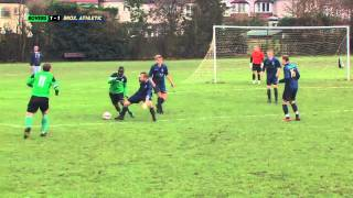 Edmonton Rovers V. Broxbourne Athletic (15.12.13) HDV
