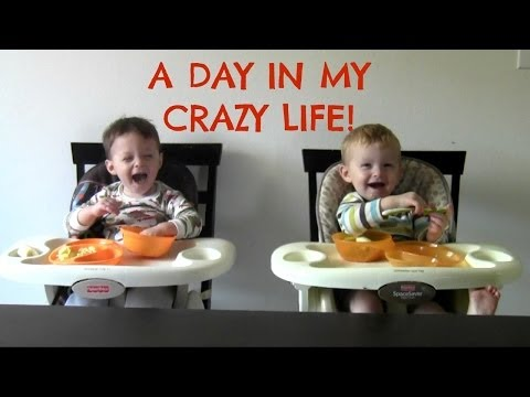 Day in The Life - A FULL day in the life of a young mom with 3 kids under 4, and one on the way! (Part 1 of 2) Twice a week I take an on campus college class, in addition to a...