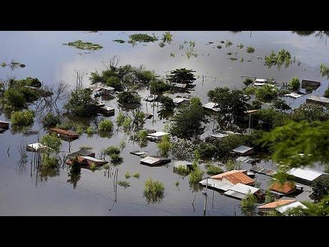 Το Ελ Νίνιο «χτύπησε» τη Ν. Αμερική