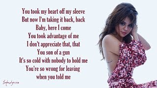 Download Video Selena Gomez & The Scene - Middle of Nowhere (Lyrics) 🎵 MP3 3GP MP4