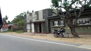 Habaraduwa Sri Lanka  city pictures gallery : View from the Tuk Tuk passing through Habaraduwa Sri Lanka Ceylon