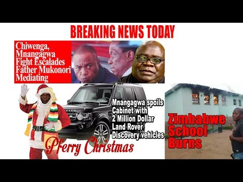 10 DECEMBER NEWS, Ed Spoils Cabinet with 2 Million Rovers, Chiwega ED Fight Mukonori Mediates