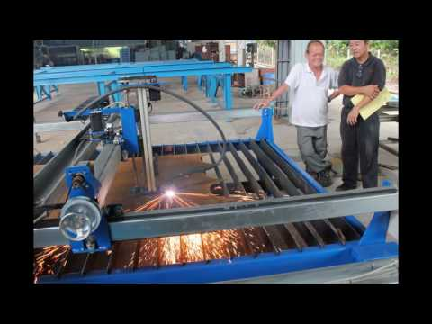 CNC Plasma Cutting Machine Gallery