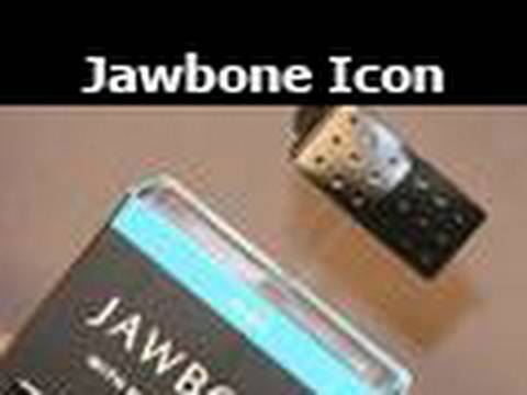 jawbone - The new Jawbone Icon bluetooth headset features an on-phone battery meter just for the iPhone. The other big feature is the MyTalk Website, which will update...
