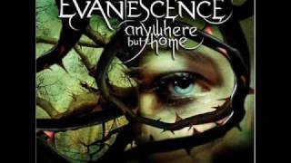 Artist: Evanescence Title: Haunted Album: Anywhere but home Release: 2004 Lyrics: Long lost words whisper slowly to me Still...