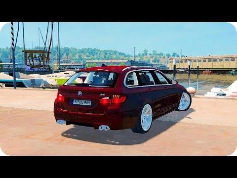BMW M5 Touring Upgrade 1.30