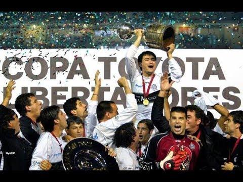 Recuerdos de la Copa Libertadores del 2002