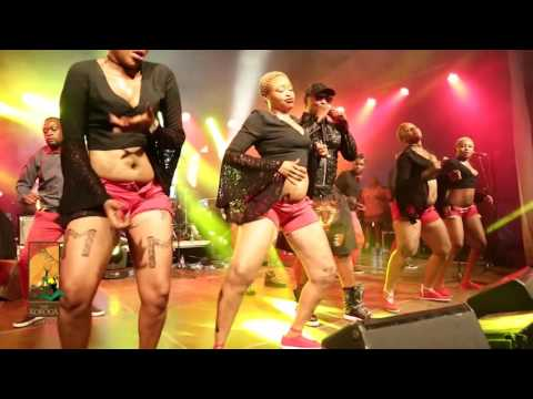 Koffi Olomide performs Andrada - Live at The Koroga Festival