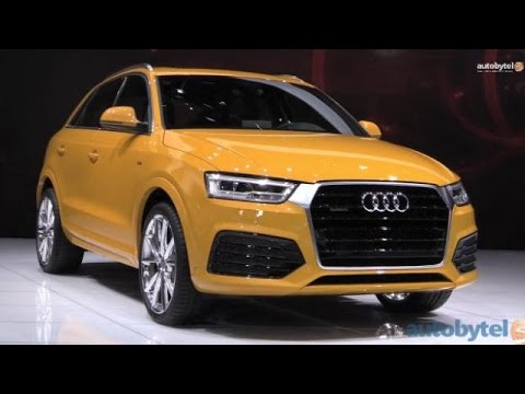 Fab Five Crossovers & Wagons at the 2015 Detroit Auto Show