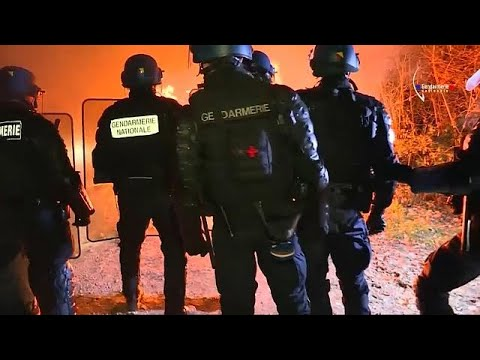 Frankreich: Protestcamp von Atomgegnern geräumt