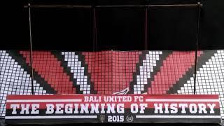 Coreo 3D NSB12 (NORTHSIDEBOYS12) Bali United vs Persija The Beginning Of History