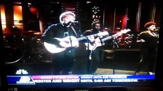Ed Sheeran- Don't (SNL Performance)