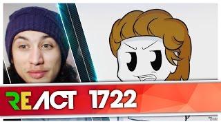 React 1722 O DIA QUE MANDEI UM CARA PRESO (Drawn Mask)
