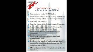 Army JROTC Creed
