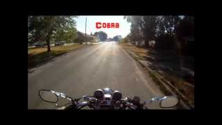 5. Kawasaki Vulcan 750 Stock Exhaust vs Cobra Exhaust