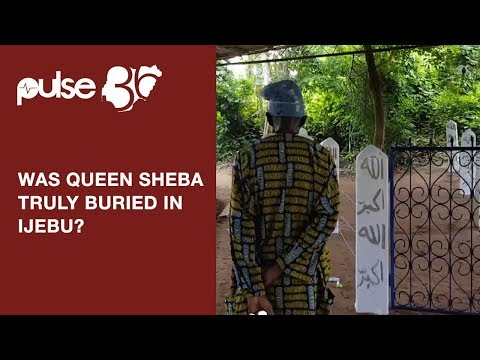 Queen Sheba Tomb: Was King Solomon's Spouse Truly Buried In Ijebu, Nigeria? | Pulse TV