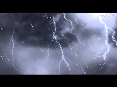 Video of Lightning Storm Live Wallpaper