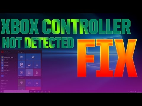 How To Connect Xbox 360 Controller To Windows 10 PC | Fast&Easy | Controller Not Recognised/Detected