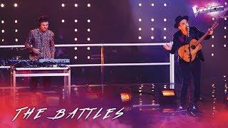 Video The Battles: Sam Perry v AP D'Antonio 'Sympathy For The Devil'   The Voice Australia 2018 MP3, 3GP, MP4, WEBM, AVI, FLV Agustus 2018