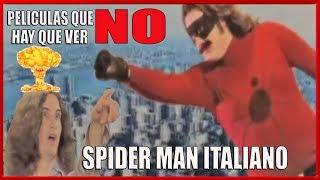 🔴 Peliculas Que No Hay Que Ver | Spiderman Italiano - Reseña por Jorgetod