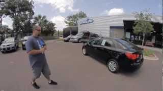 Autoline's 2011 Kia Forte EX Walk Around Review Test Drive