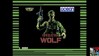 Operation Wolf (Commodore 64 Emulated) by ILLSeaBass
