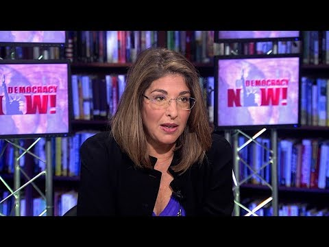 Naomi Klein: We Are Seeing the Shock Doctrine in Effect After Hurricanes Harvey & Irma