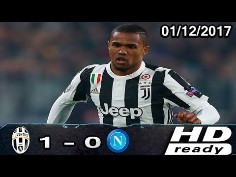 Douglas Costa vs Napoli 1-2 - All Goals & Highlights - 01/12/2017 HD Cris Tv