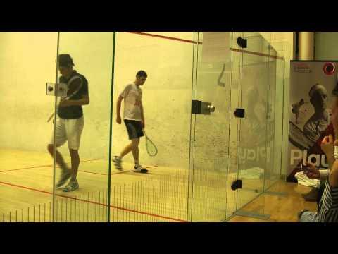 Psl squash final 2012