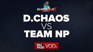 Digital Chaos vs Team NP, Moonduck Elimination Mode II, game 2 [LightOfHeaveN, Lex]