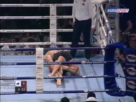 Aleksander Emelianenko vs Fabricio Werdum at 2H2H Nov 12 2006
