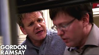 Gordon's Furious Showdown with Disorganised Owner | Hotel Hell by Gordon Ramsay