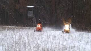 10. Artic cat Firecat F5 VS Ski doo GTX 800ho