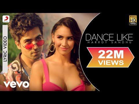 Dance Like - Official Lyric Video | Harrdy Sandhu | Lauren Gottlieb| B Praak|Jaani