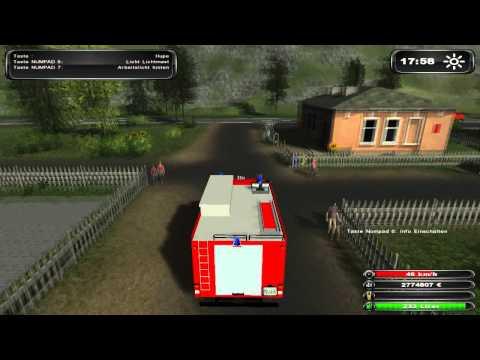 LS 11 Feuerwehr Einsatz v5 auf der Dreamland v2