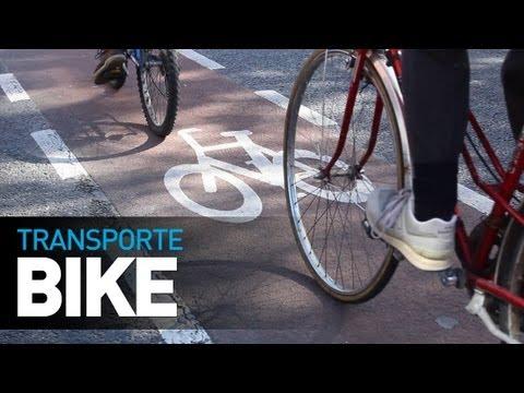 Como é pedalar por Dublin