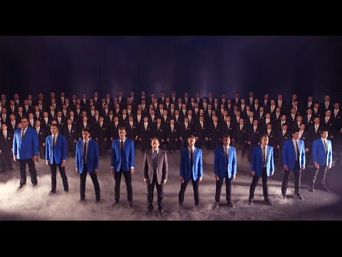 Nearer, My God, to Thee | BYU Vocal Point ft. BYU Men's Chorus (видео)