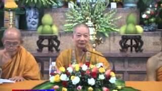 VÀO CỬA ĐẠO - HT THÍCH TRÍ QUẢNG thuyết giảng ngày 07.06.2012 (MS 88/2012)