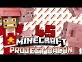 ♠ Project Bacon: TNT Cannon!! - 45 - @superchache39 - Modded Minecraft Survival ♠