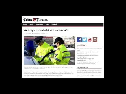 Nieuwe feiten corruptie bij de politie