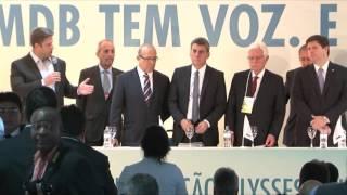 Abertura do Congresso Nacional da Fundação Ulysses Guimarães