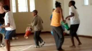 Klawer South Africa  City new picture : free jam after pratice with Klawer kidz, Boukje Kassenaar and Lies Beijerinck at Ateljee10