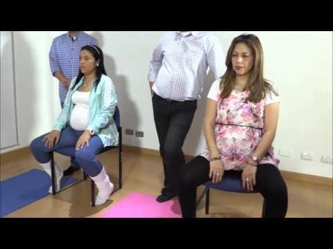 Ejercicios Prenatales - Trabajo de Parto